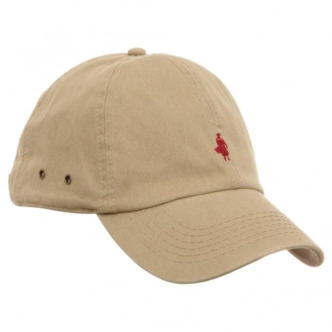 Mcs Καπέλο Jockey Μονόχρωμο MLMB001100 E008 Μπεζ