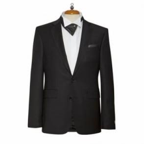 Κουστούμι Γαμπριάτικο Slim Fit 112057-102 Μαύρο