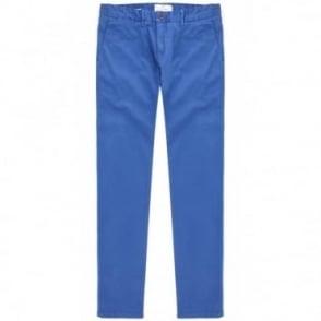 Παντελόνι Chinos Μονόχρωμο Στενή Γραμμή S15PA106SLIM Ρουά