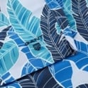 Gant Μαγιό Βερμούδα Banana Leaves Κανονική Γραμμή 6051 Μπλε