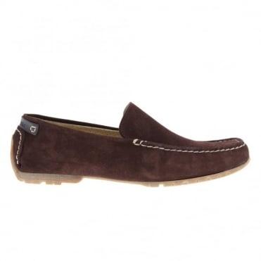 Παπούτσι Μοκασίνι Σουέντ FY0127-30129 Καφέ