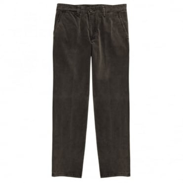 Παντελόνι Chino Μονόχρωμο Κλασσική Γραμμή 477550-4943 Καφέ