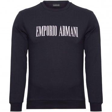 Emporio Armani Φούτερ Κανονική Γραμμή df0e0be1c54