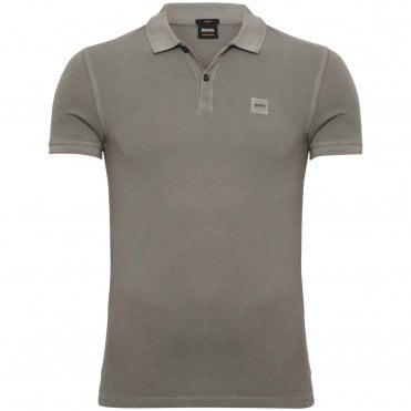 BOSS Pique Polo Μπλούζα Prime Στενή Γραμμή 0e7a9d33223