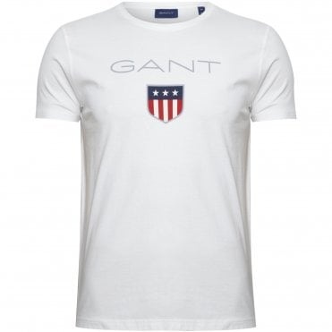 16ea94506fd4 Gant T-shirt Μπλούζα Κανονική Γραμμή
