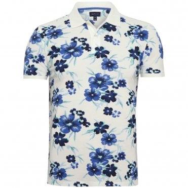 cf8dbb2b44dc Gant Polo Μπλούζα Floral Κανονική Γραμμή