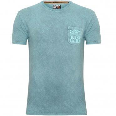 f6438c2376dd Superdry Surplus T-Shirt με Στάμπα Κανονική Γραμμή