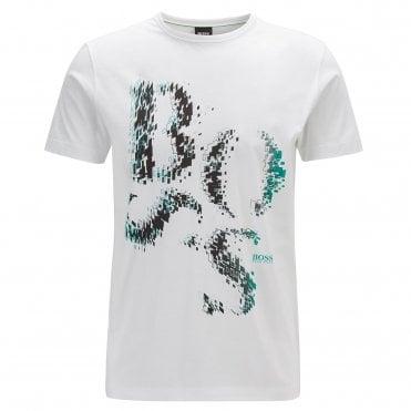 a8dfdd1a2866 BOSS T-shirt Tee 3 Κανονική Γραμμή